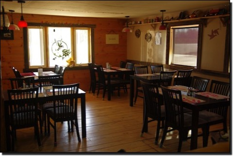 Country Charm Restaurant - Highway 49
